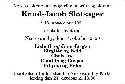 Knud-Jacob Slotsager