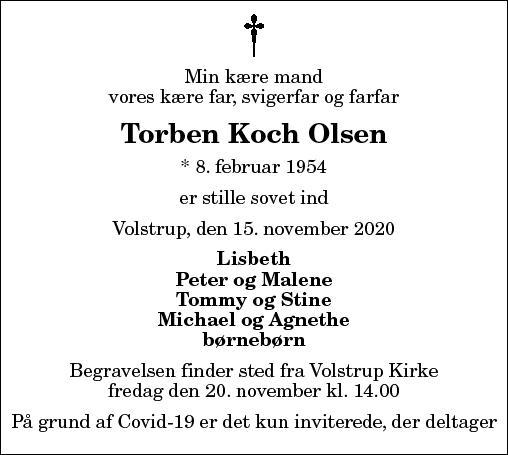 Torben Koch Olsen