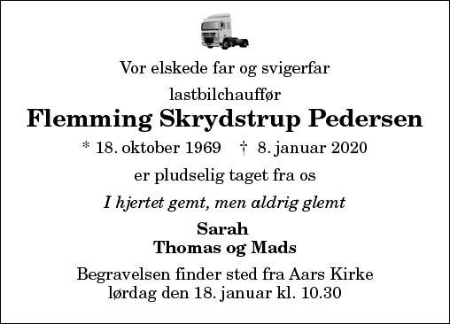 Flemming Skrydstrup Pedersen
