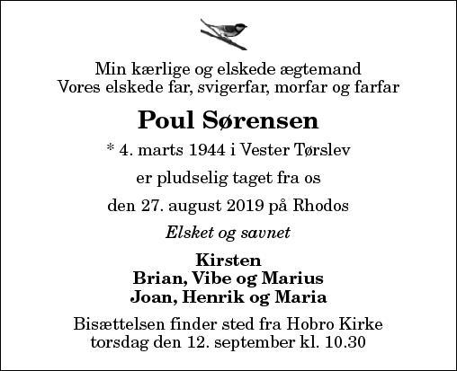 Poul Sørensen