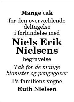 Niels Erik Nielsen