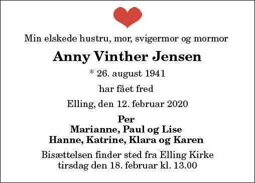 Anny Vinther Jensen