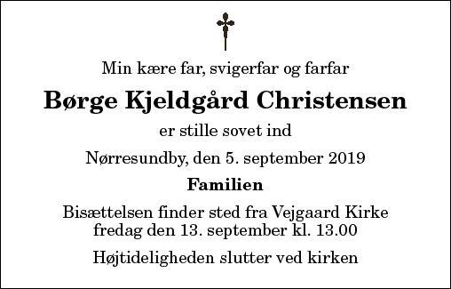 Børge K. Christensen