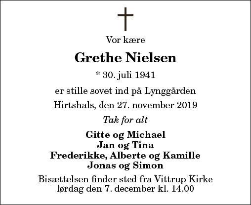 Grethe Nielsen