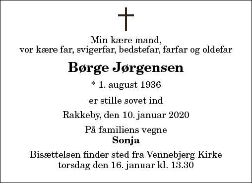 Børge Jørgensen