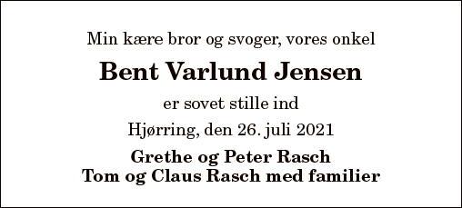 Bent Varlund Jensen