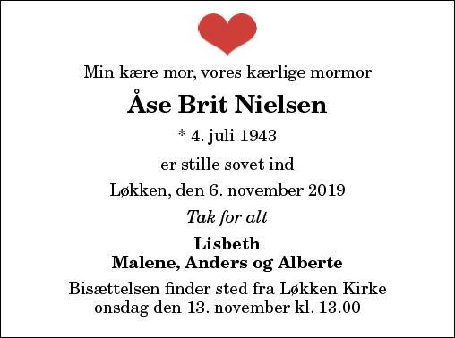 Åse Brit Nielsen