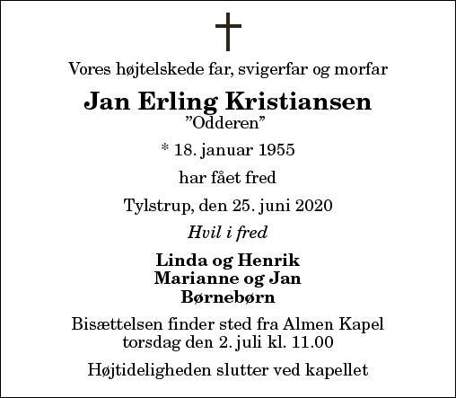 Jan Erling Kristiansen