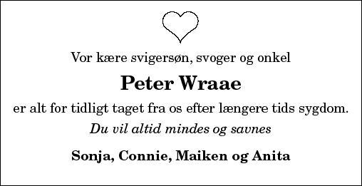 Peter Wraae