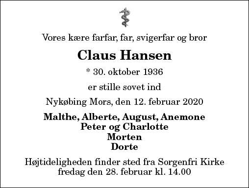Claus Hansen