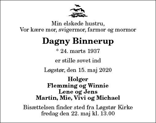 Dagny Binnerup