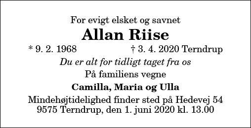 Allan Riise