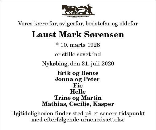 Laust Mark Sørensen