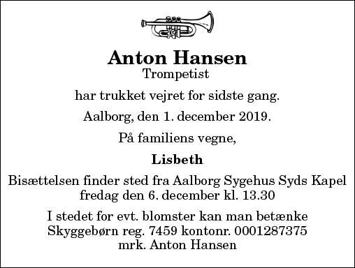 Anton Hansen