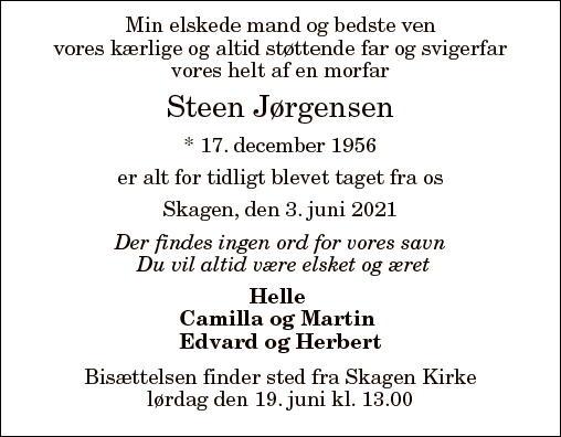 Steen Niels Jørgensen