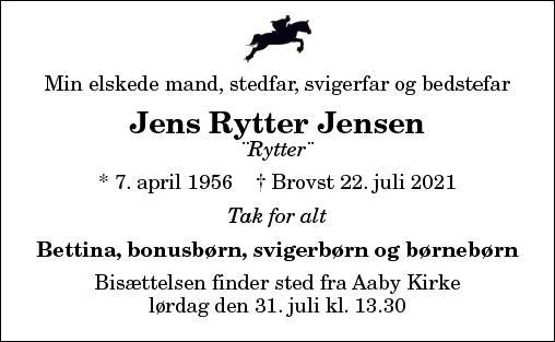 Jens Rytter Jensen