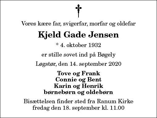 Kjeld Gade Jensen