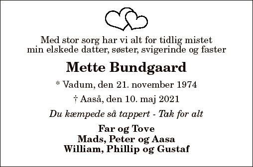 Mette Bundgaard