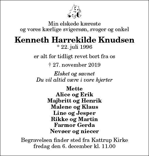 Kenneth Harrekilde Knudsen