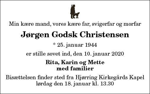 Jørgen Godsk Christensen